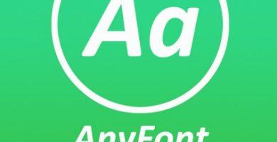 AnyFont