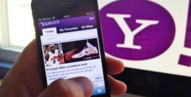 Yahoo! para iPhone