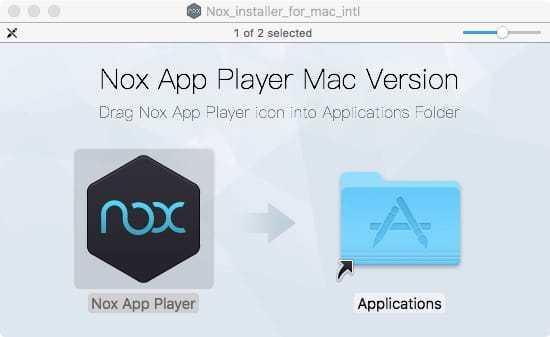 descargar nox player mac